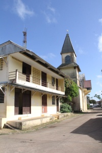 French Guiana  Towns